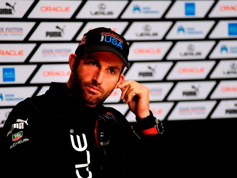 Sir Ben Ainslie: Striving to win the America's Cup