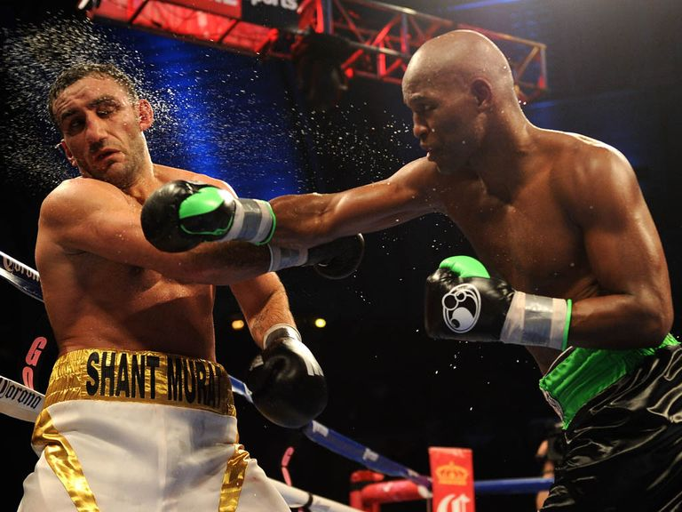 Bernard Hopkins: Looking for another world title at 49