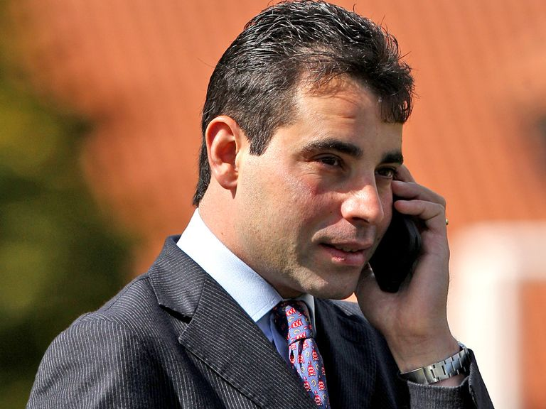 Marco Botti: Fancied by Alex to win the two Classic trials at Newbury