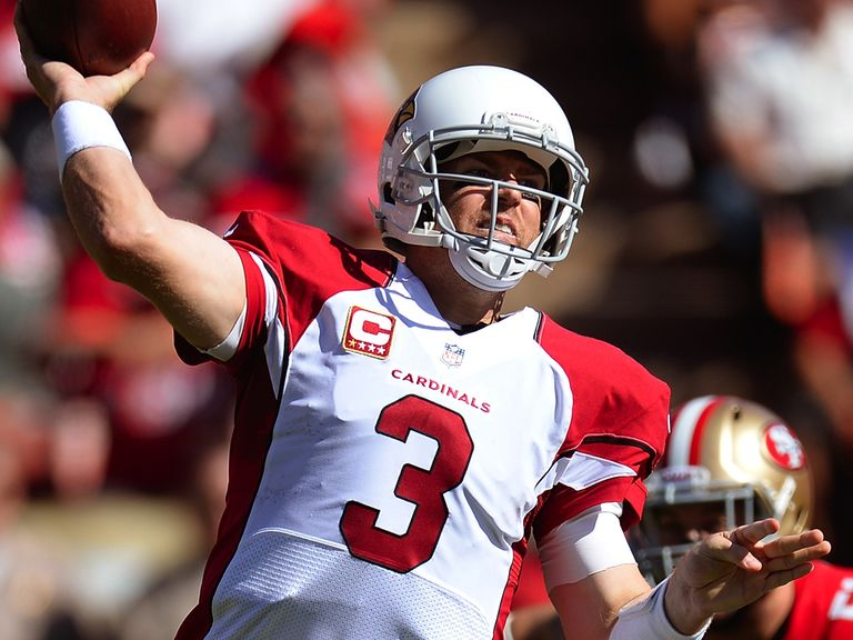 Carson Palmer and Arizona can take advantage on the handicap