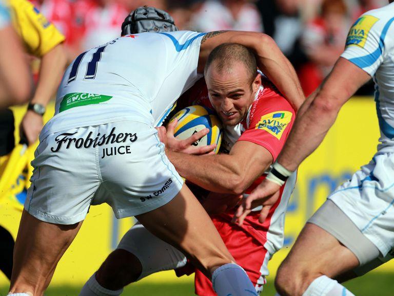 Charlie Sharples: Says Gloucester's fans deserve better