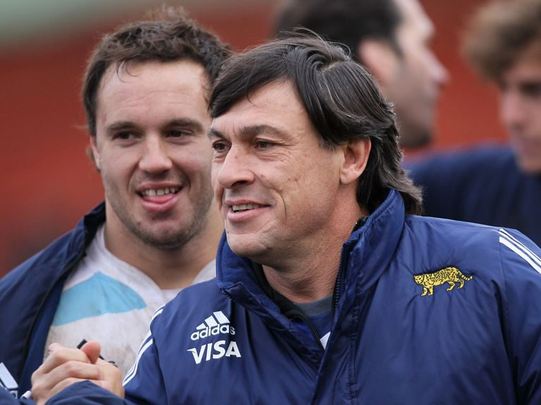 Daniel Hourcade: New Argentina coach