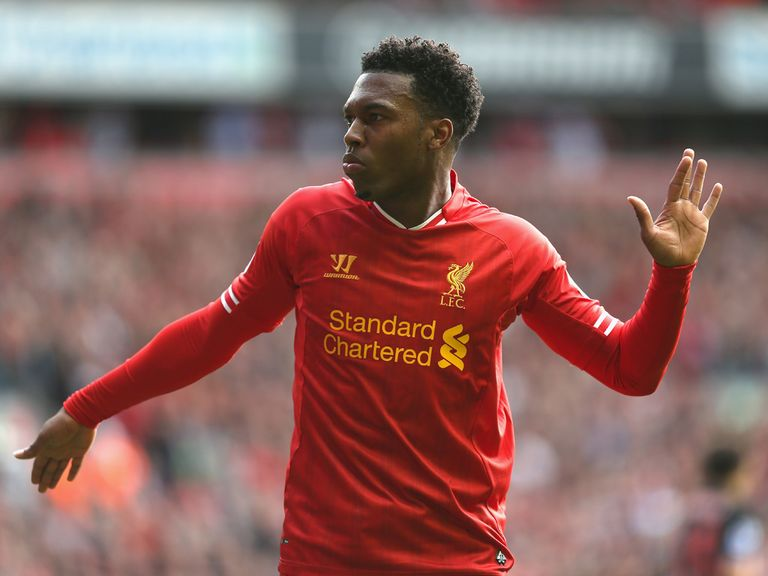 Daniel Sturridge: Happy to be fit for England