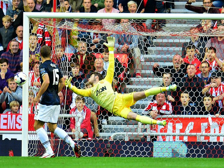 David De Gea: Has been praised for his efforts against Sunderland