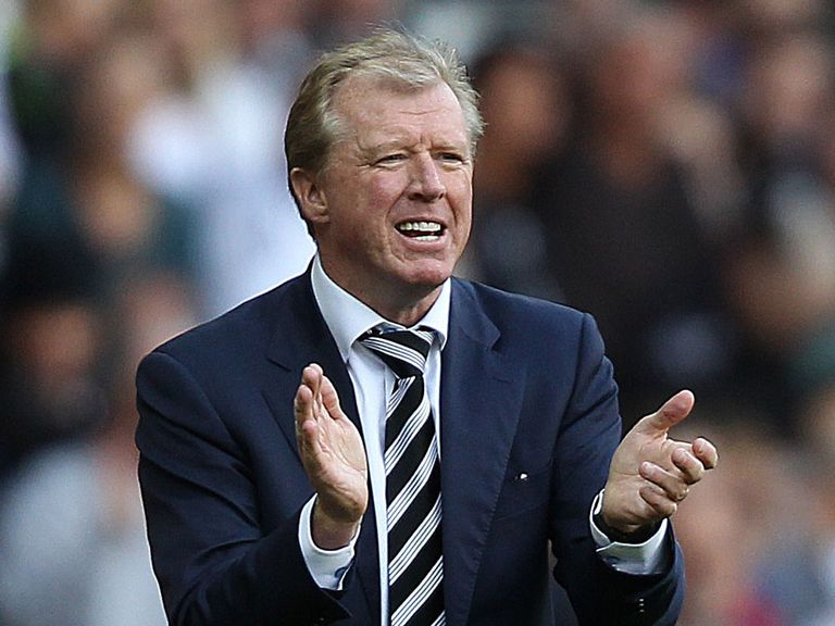 Steve McClaren: Has Derby going really well in the Championship