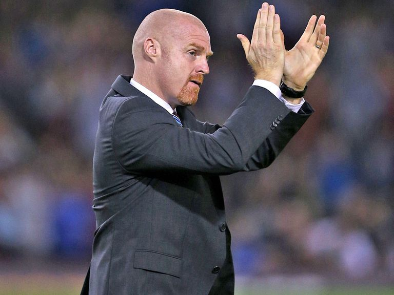 Dyche: Pulling the strings to good effect at Burnley
