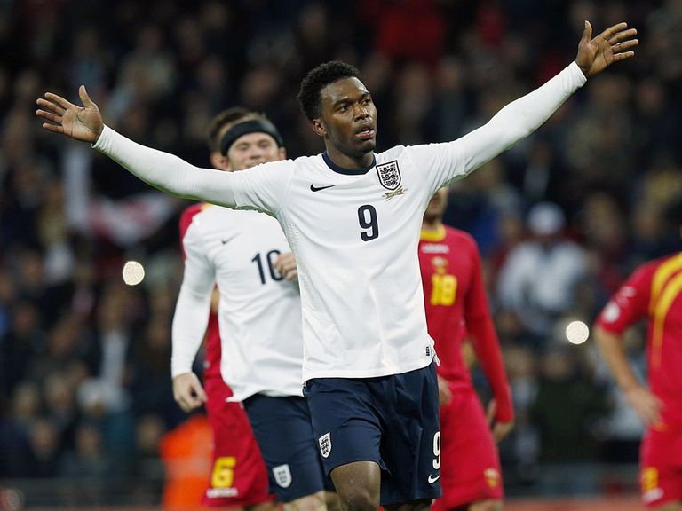 Sturridge: Praise for England's team ethic