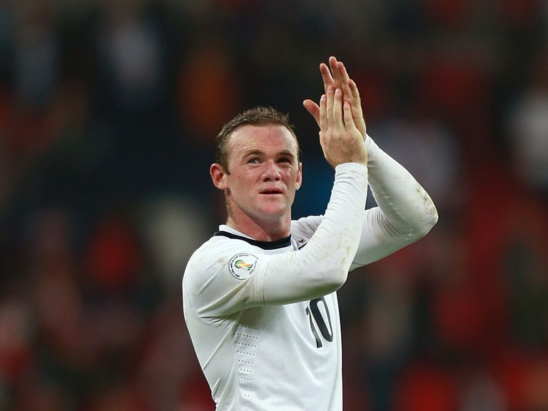 Rooney: Still England's main star turn