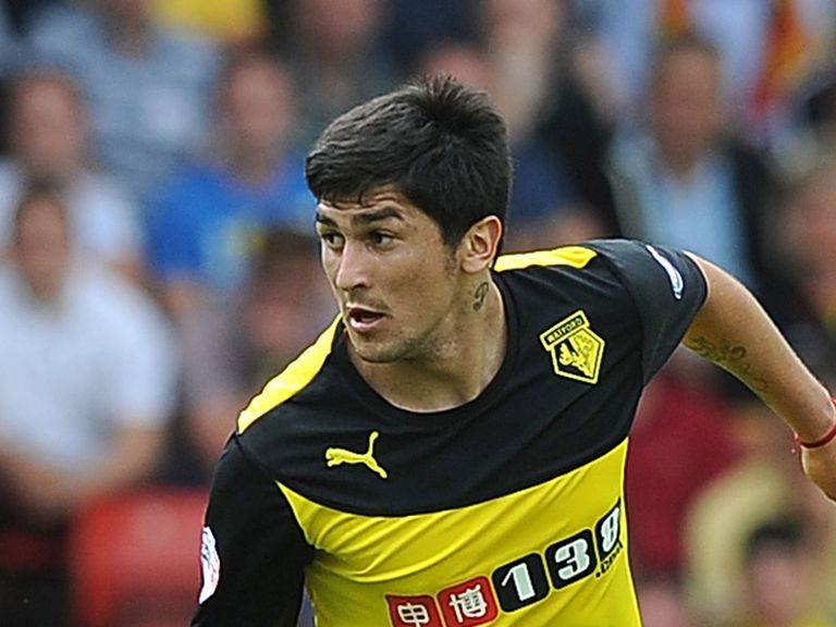 Fernando Forestieri: Faces fitness test before Watford face Yeovil