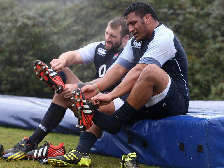 Mako Vunipola: Starts for England