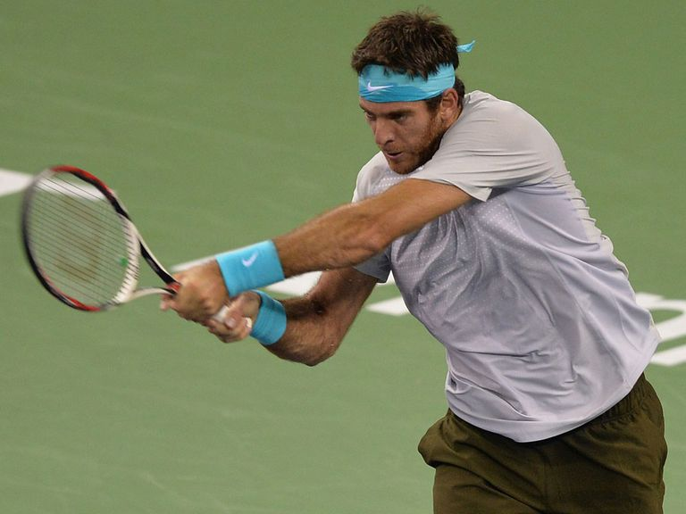 Del Potro: Stunned Nadal with a staight-sets victory