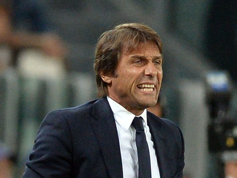 Antonio Conte: Taken with Roma's excellent start