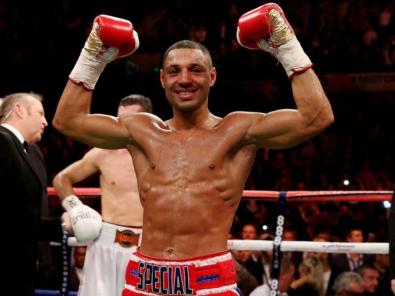 Kell Brook: On course to be a world champion