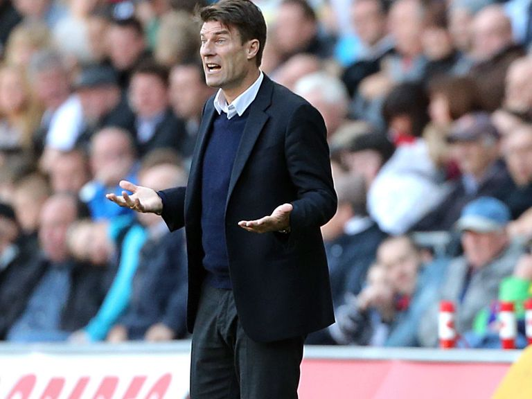 Michael Laudrup: Concern over injured strikers