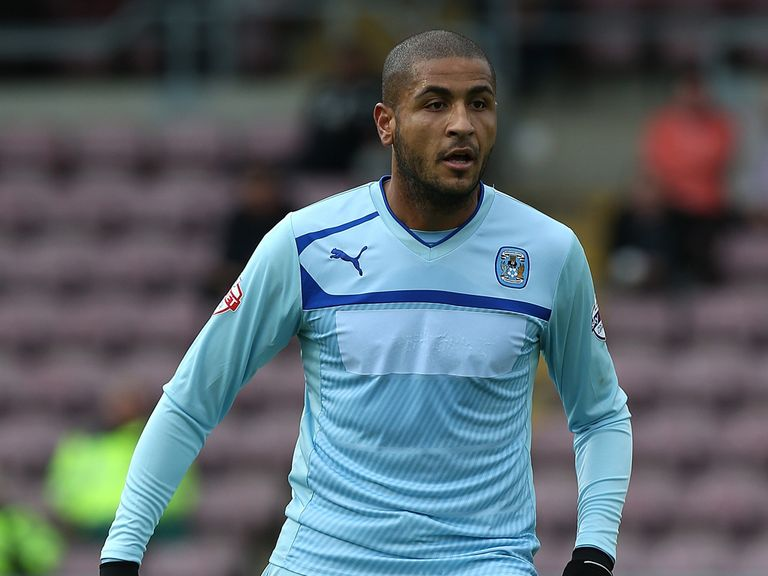 Leon Clarke: Netted a brace for Coventry