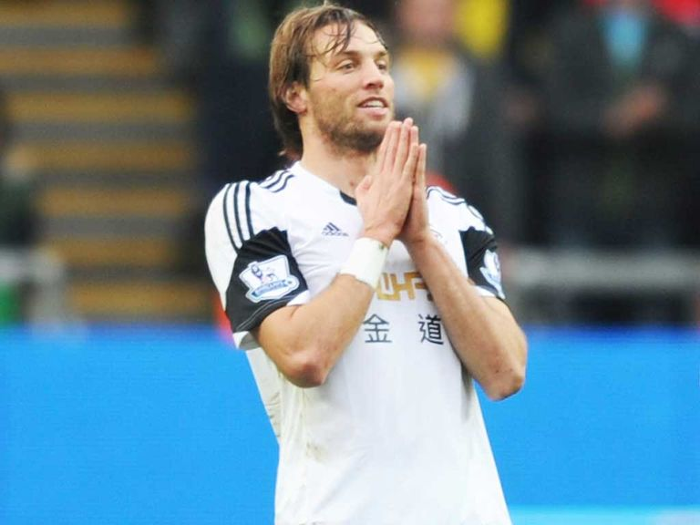 Michu: Has brushed off questioning
