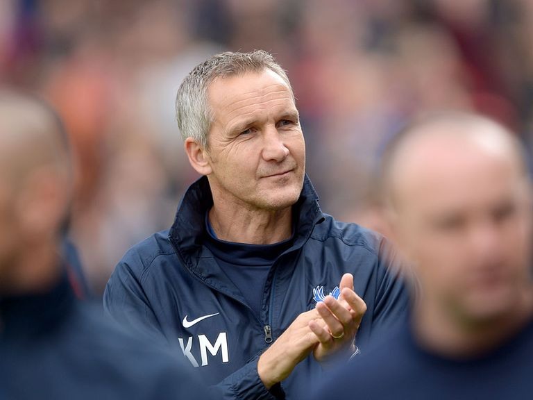 Keith Millen: Hopeful heading to West Brom