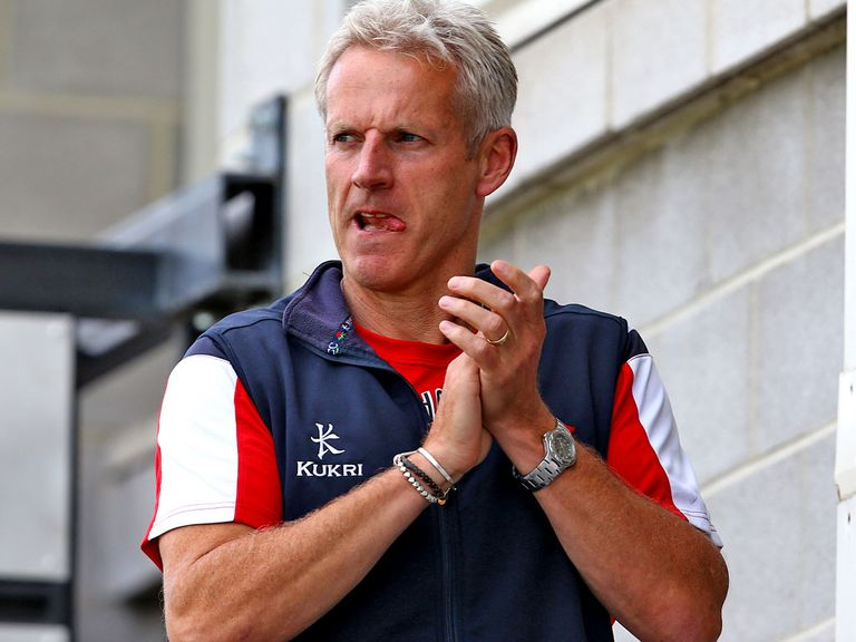 Peter Moores: Linked with a return to England