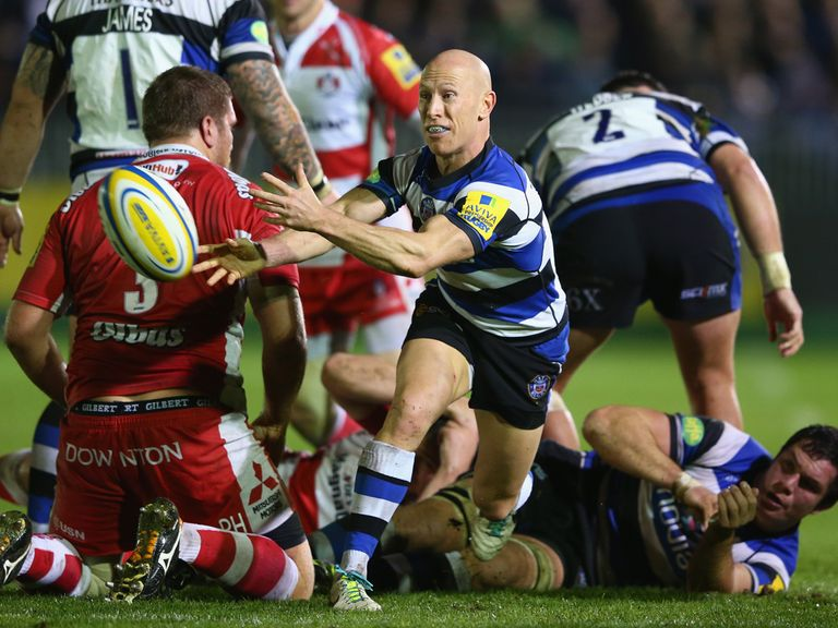 Peter Stringer: Has signed a new one-year deal