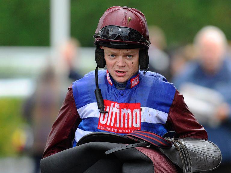 Thornton: Ended long losing run at Cheltenham