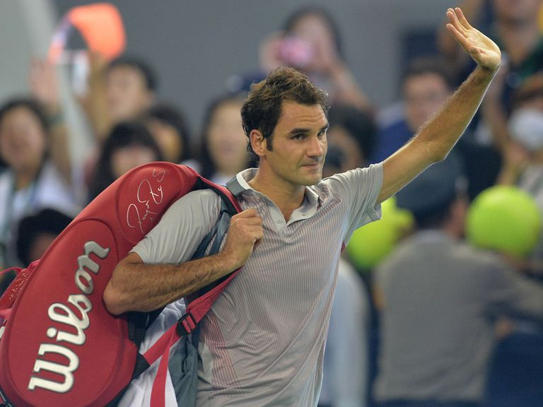 Roger Federer: Will face Juan Martin del Potro in Sunday's final