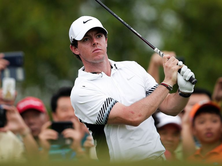 Rory McIlroy: Sights set high in Shanghai