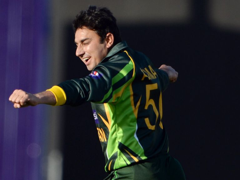 Saeed Ajmal: Back for Pakistan after being rested