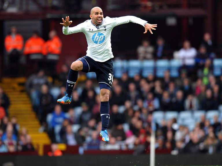 Sandro: Impressive in the Tottenham midfield of late