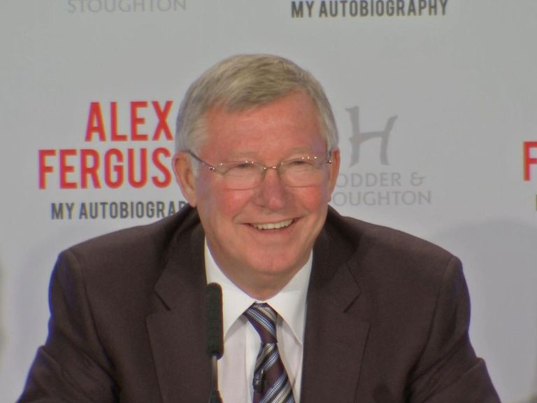 Ferguson: Moyes must be given time