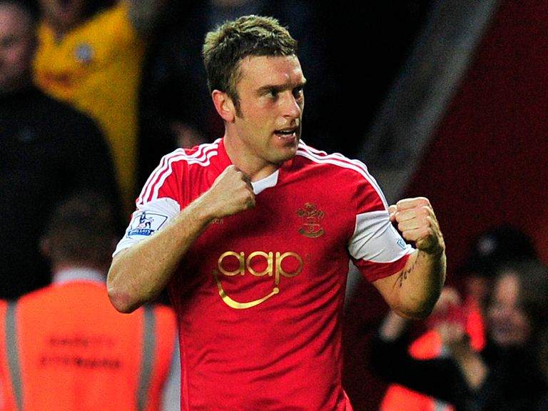 Rickie Lambert: Confident after strike against Fulham