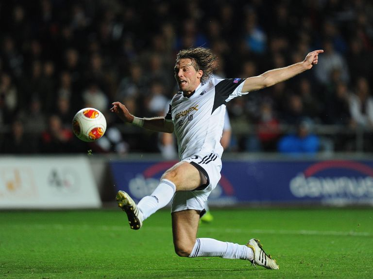 Michu: Has Champions League ambition