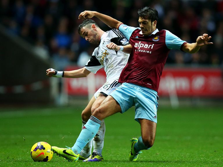 James Tomkins: Charged with assault