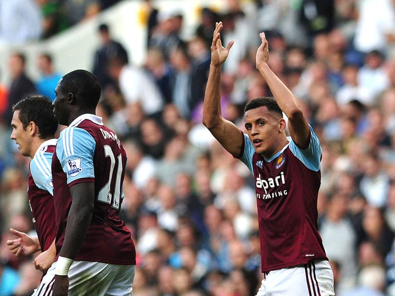 Ravel Morrison: Has impressed at West Ham this season