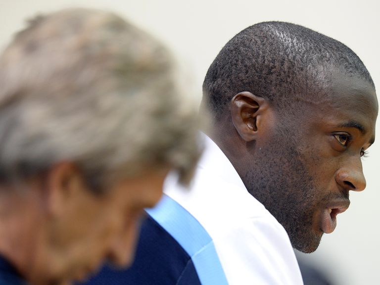 Yaya Toure: Has suggested a World Cup boycott