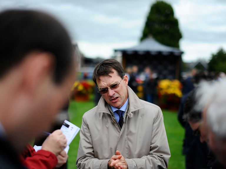 Aidan O'Brien: Trains our nap selection for this afternoon