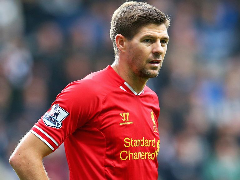Steven Gerrard: Has returned to training