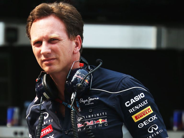 Christian Horner: Mercedes could be in a different league