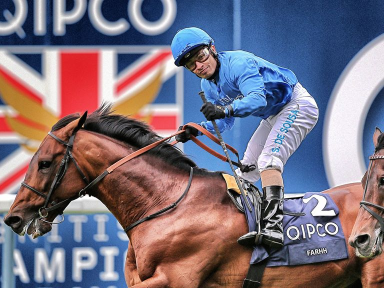 QIPCO British Champions Day: Boosted by big handicap