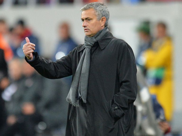 Jose Mourinho: Still has plenty of work to do at Chelsea