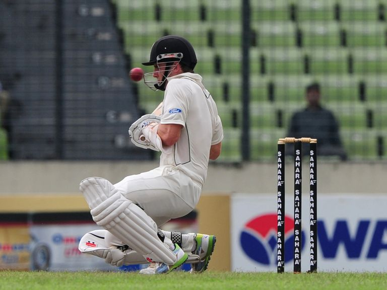 Kane Williamson: Injured