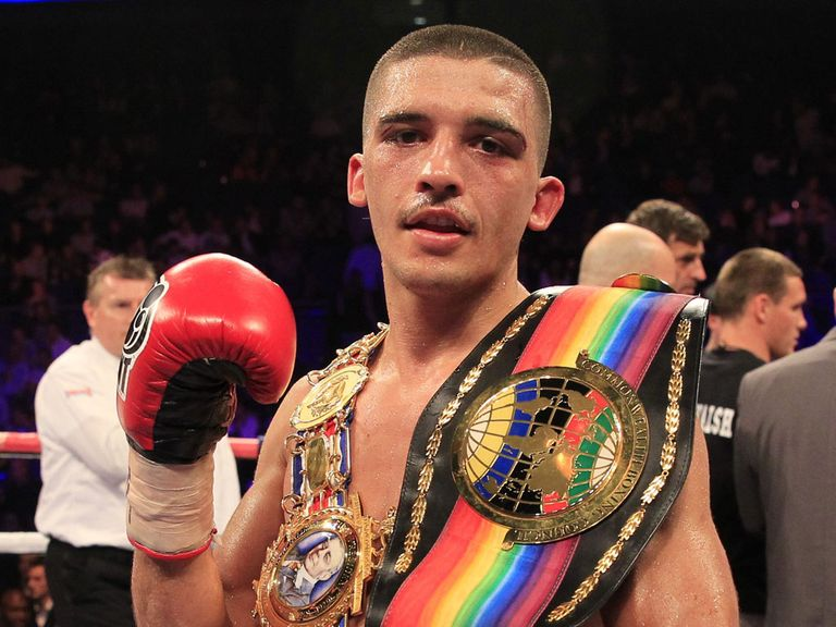 Lee Selby: Looking to add the European title to his British belt