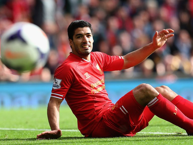 Suarez: Calmer since returning from lengthy ban