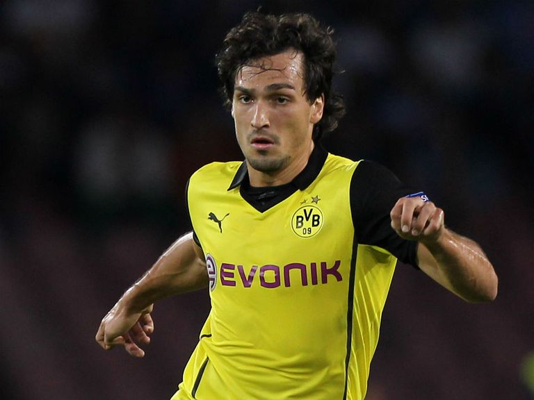 Mats Hummels: Linked with a move to Manchester United