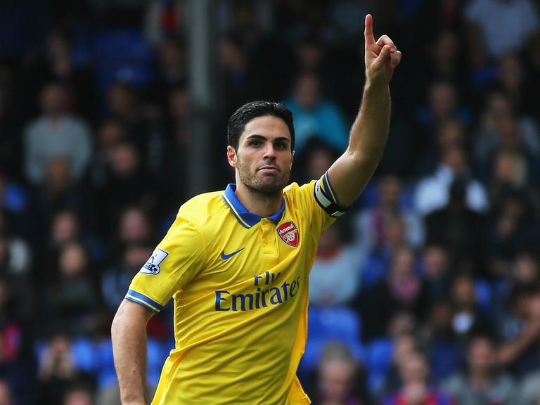 Mikel Arteta: Confident in Arsenal's staying power