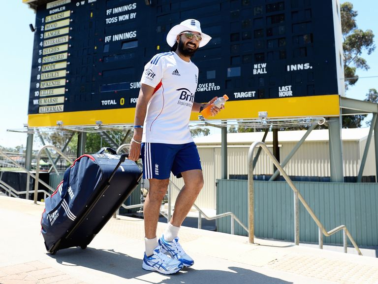 Panesar: Signs two-year Essex deal