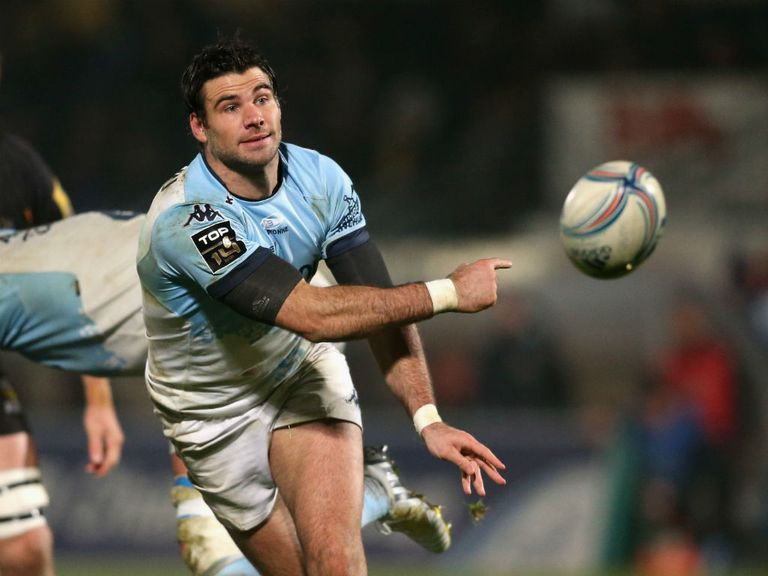 Mike Phillips: Bayonne contract terminated