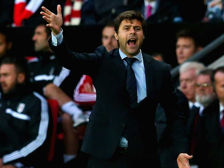 Mauricio Pochettino: Wants to end Everton's record