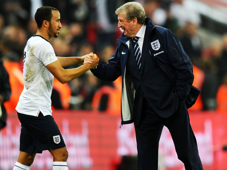 Andros Townsend: No issue with Roy Hodgson's comments