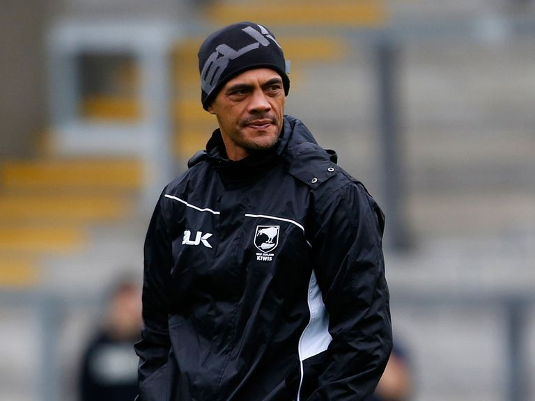 Stephen Kearney: Re-appointed as head coach of the Kiwis