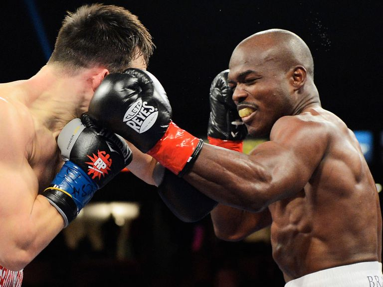 Timothy Bradley: Received death threats